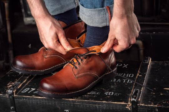 Классический Ботинок 6 дюймов